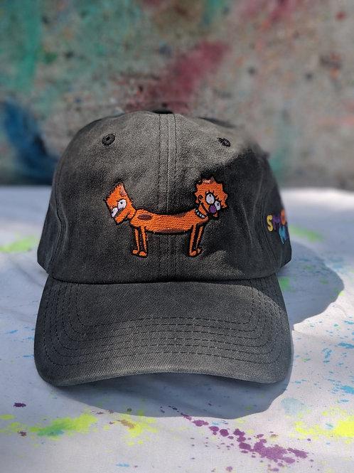 Black Bart-Lisa Dog Hat
