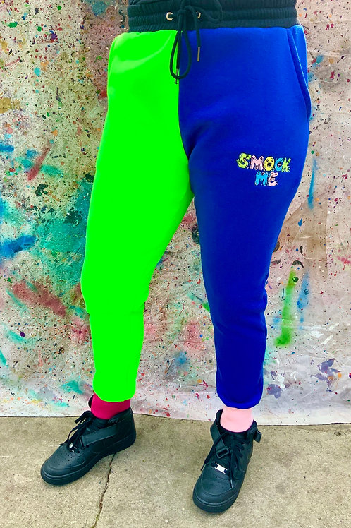 Smock Me Colors Sweatpants
