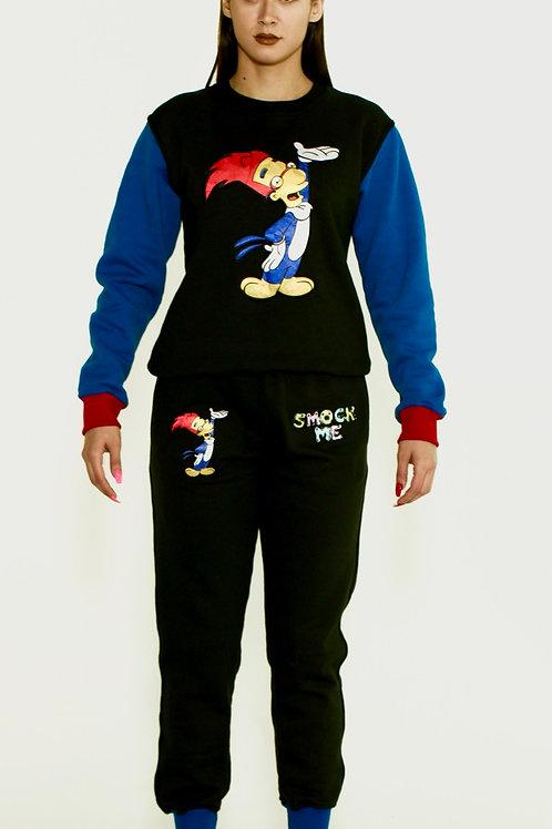 Woody Milhouse Crewneck Sweatshirt
