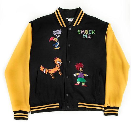 The Smocksons Varsity Jacket