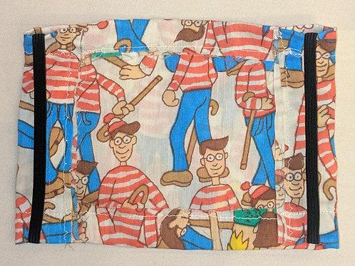 Where's Waldo Mask Custom