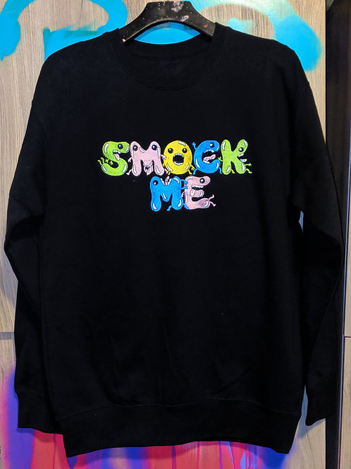 Smock Me Sweater