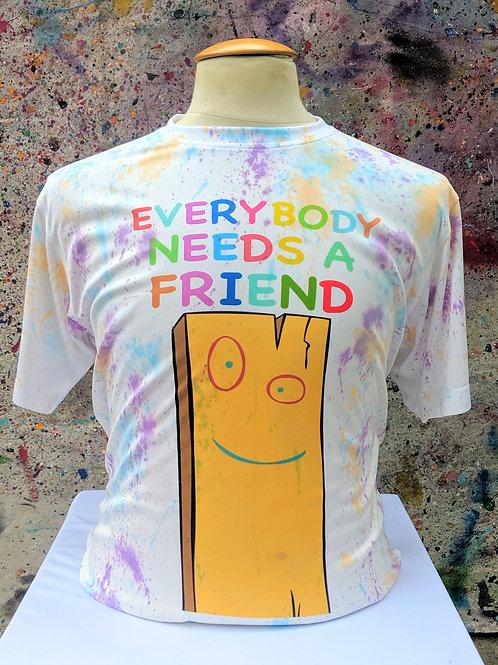 Everybody Needs A Friend Shirt