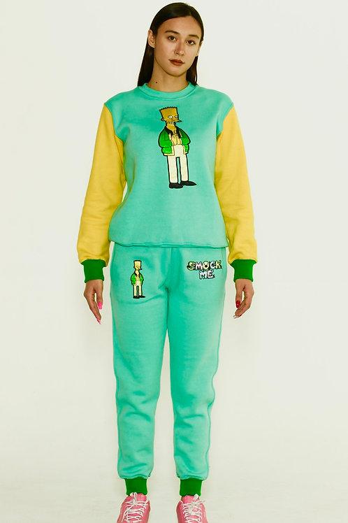 Abu Bart Crewneck Sweatshirt