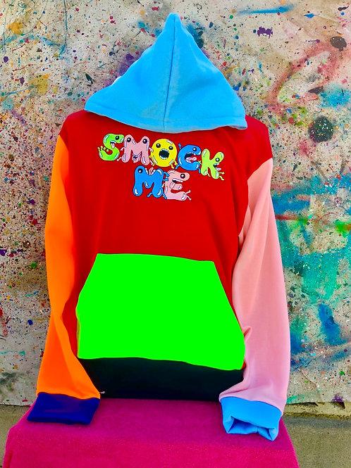 Smock Me Colors Hoodie