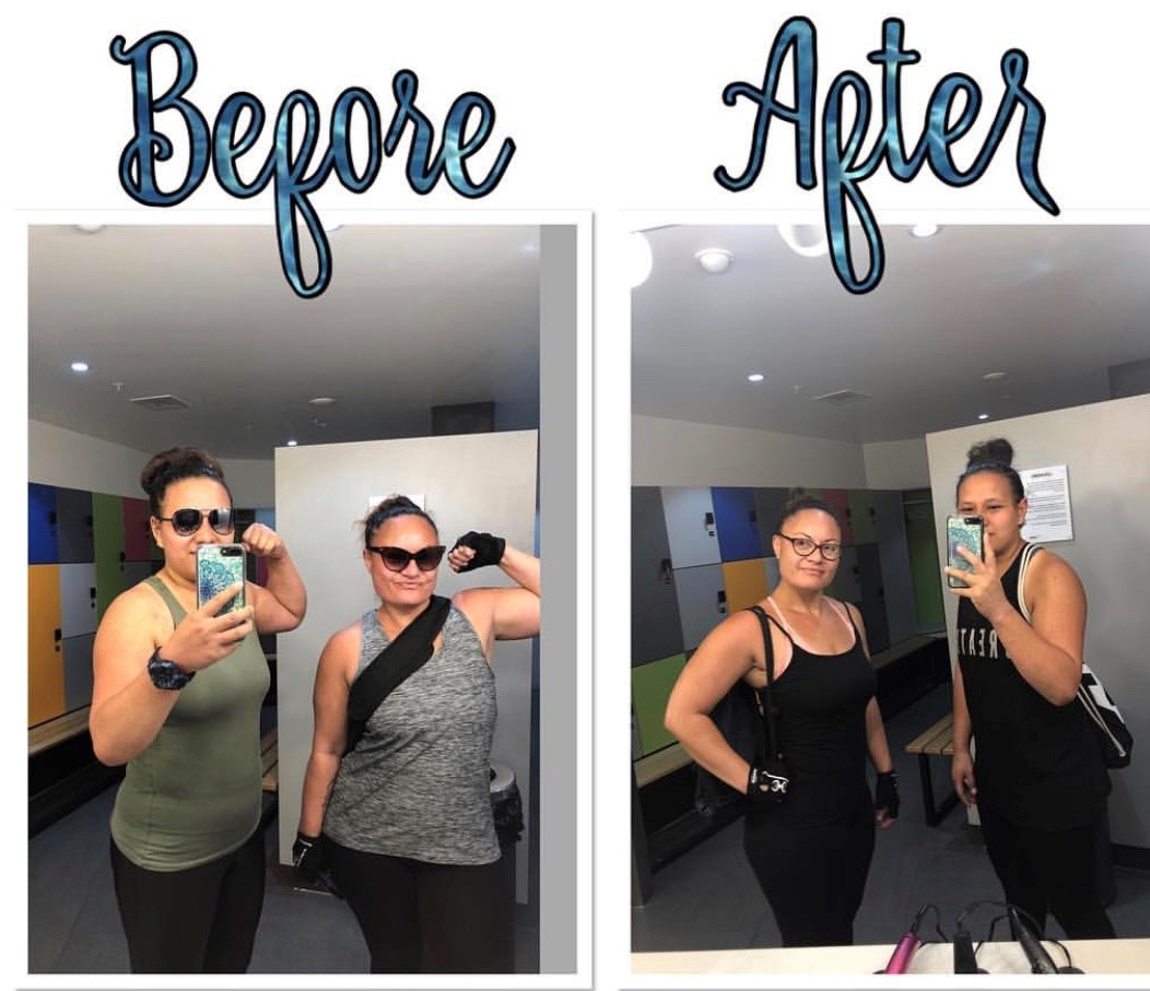 Kayle Fitness Client Transformation