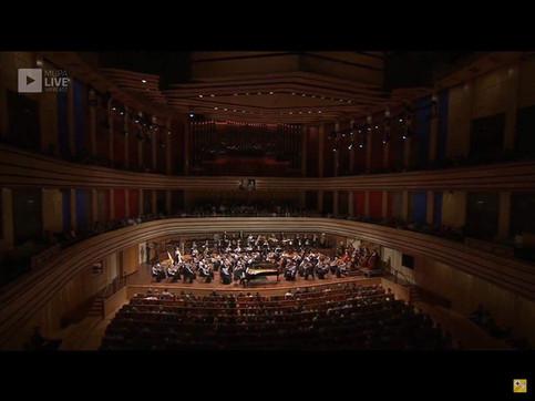 in Béla Bartók National Concert Hall