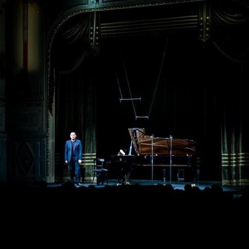 Recital in Solti Hall