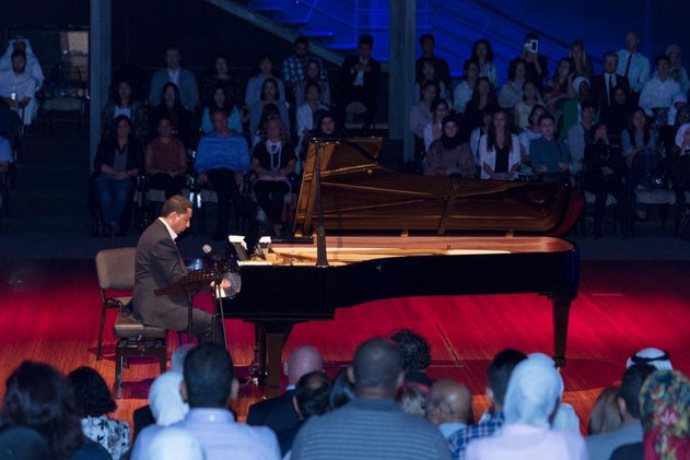 Recital in Kuwait