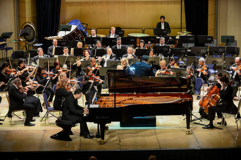 Brahms:d-minor with Maestro Gregory Vajda