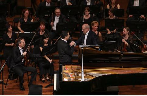 with Maestro Mátyás Antal
