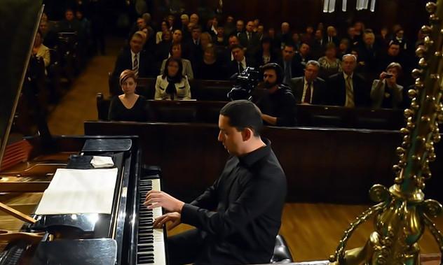 Recital in Subotica