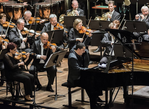 Liszt:Hungarian Fantasy