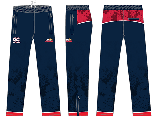 Coastal Cobras Adults Supporters Trackpants