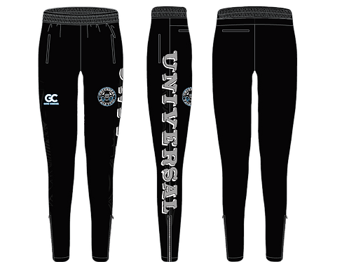 Universal MMA Tapered Trackpant