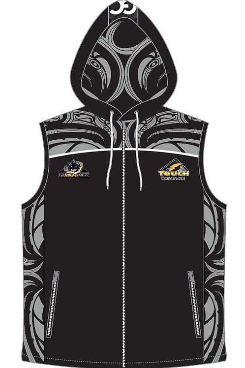 Adults Supporters Sleeveless Hoodie