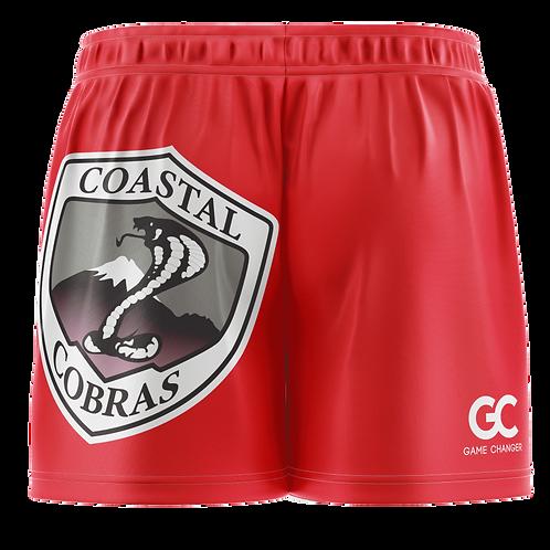 Coastal Cobras Masters Shorts