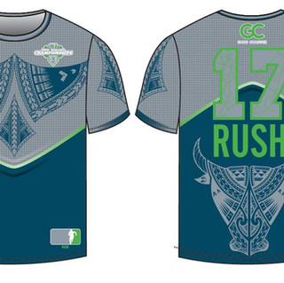Rush Sports Jersery Alternate