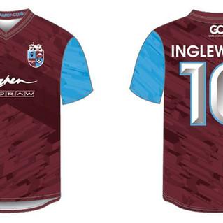 Inglewood Playing Jersey