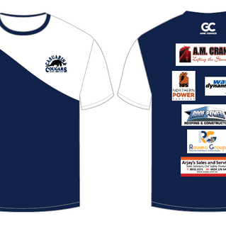Cass Cougars 2020 Players Tee