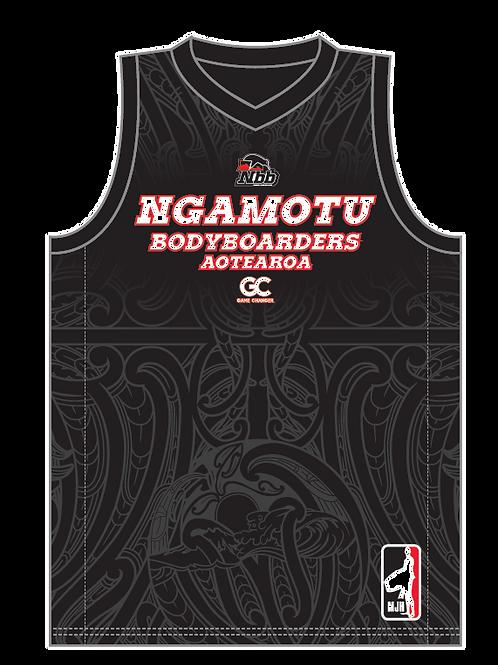 NBB Basketball Style Singlet