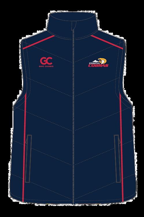 Coastal Cobras Supporters Puffer Vest