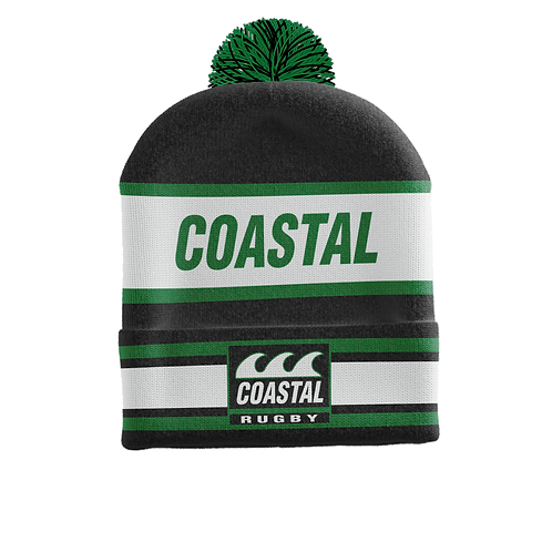Coastal Rugby Supporters Beanie