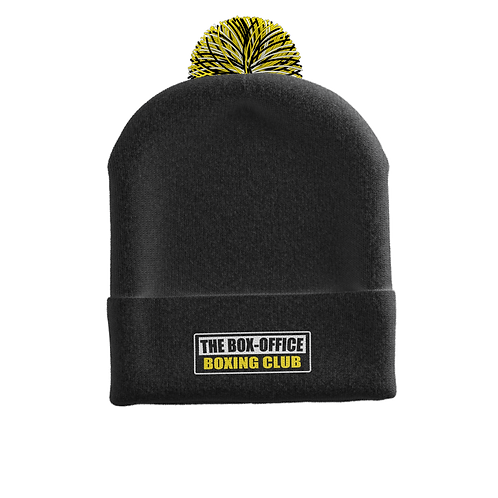 Box Office Knitted Beanie