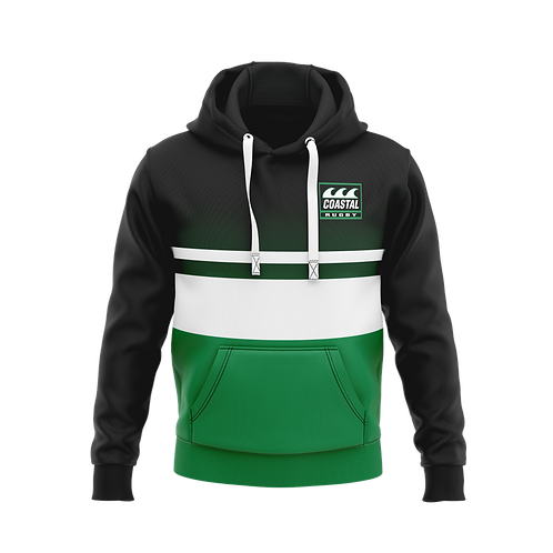 Coastal Rugby Adults Supporters Hoodie