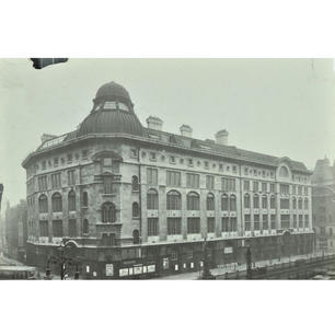 Lethaby facade old days