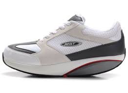 Rocker bottom shoe (MBT jogger)