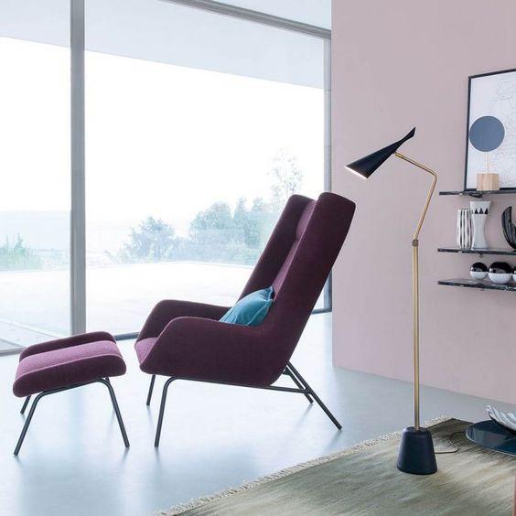 fauteuil design haut