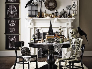 "Halloween - Ma déco ""So Spooky"" en 3 étapes !"