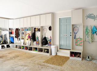 Un Garage bien rangé pour une maison propre !