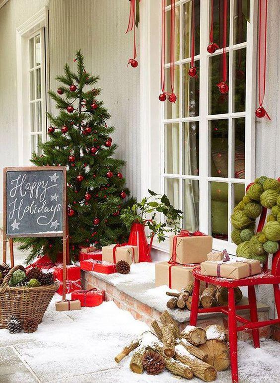 Noël en Terrasse