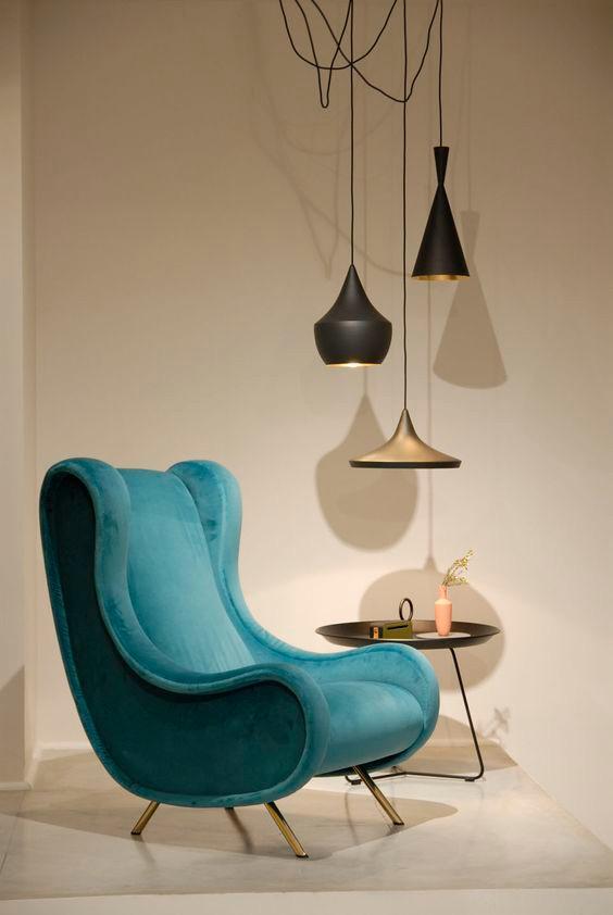 fauteuil design forme originale déco