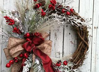 👉 Couronnes de Noël - Les coups de coeur de Coaching Deco ⛄️!