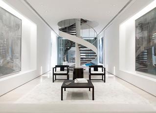 Top 10 Déco - Les plus belles maison de luxe... minimalistes !