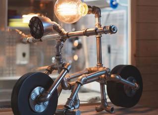 Déco Industrielle - 3 luminaires Top Déco!!
