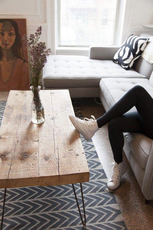 Changez les pieds de vos meubles!