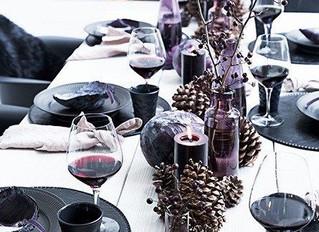 Top 10 des décoration de table pour Noël !