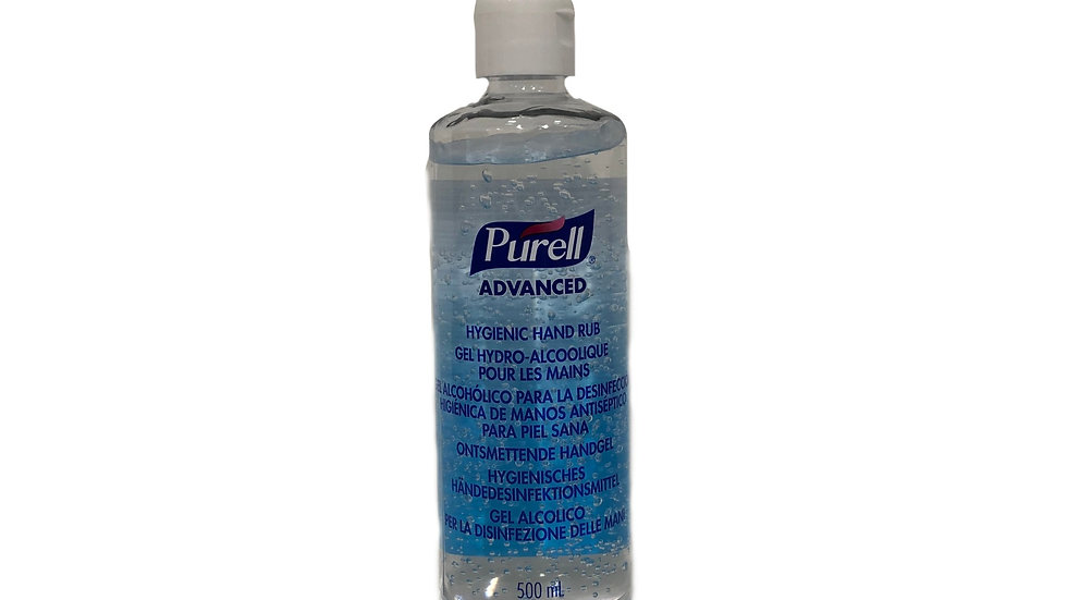 Gel Hydroalcoolique 500ml - Purell