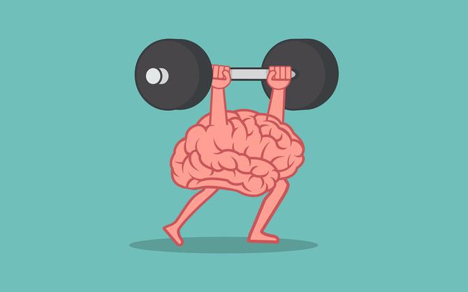 Χτίστε τους μύες σας αλλά και την λευκή σας εγκεφαλική ουσία