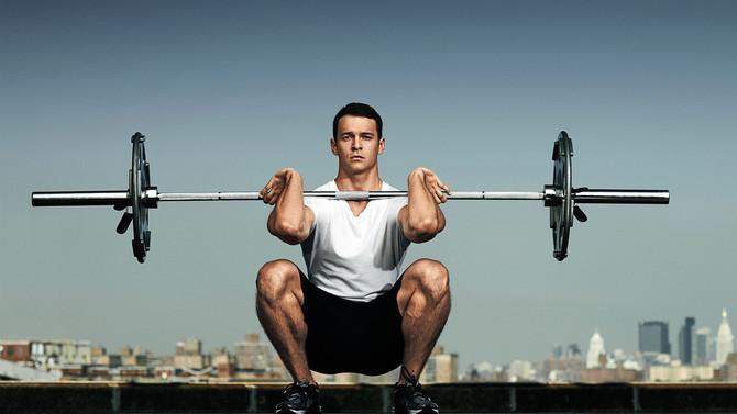 Γιατί να κάνεις front squat αντί για απλό squat?