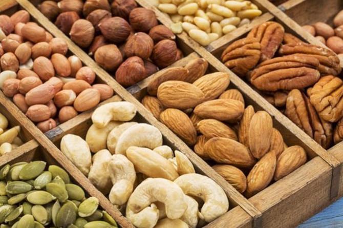 Ξηροί καρποί: Απαραίτητοι για μία ισορροπημένη διατροφή