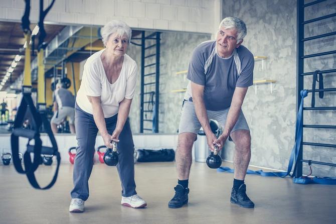 Όσο μεγαλώνω πρέπει να γυμνάζομαι περισσότερο;