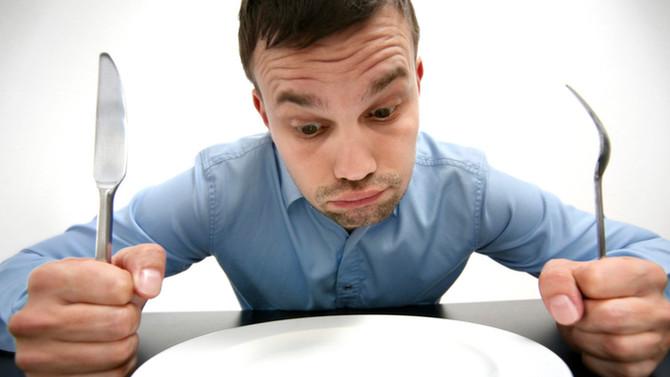 Ποιο είδος άσκησης καταστέλλει την όρεξη για φαγητό;