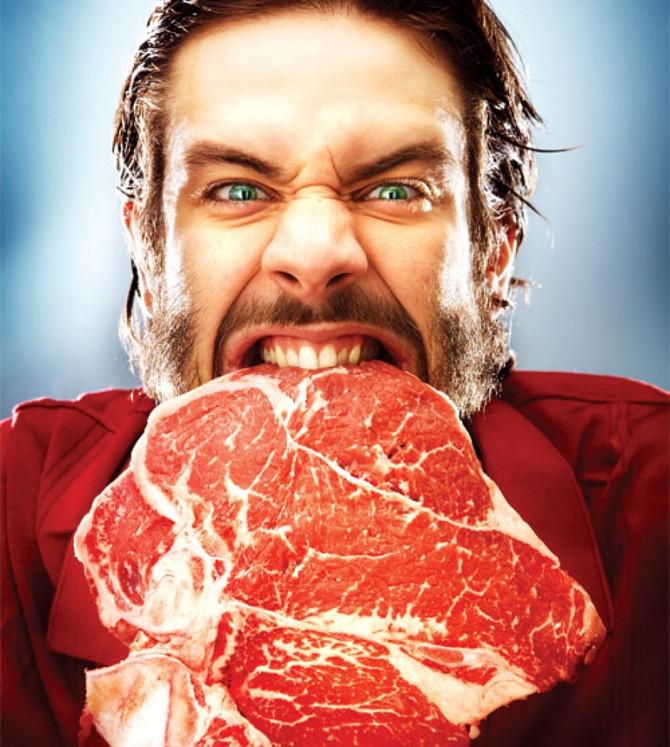 Μήπως τα άτομα που καταναλώνουν πολύ κρέας πεθαίνουν νωρίς;