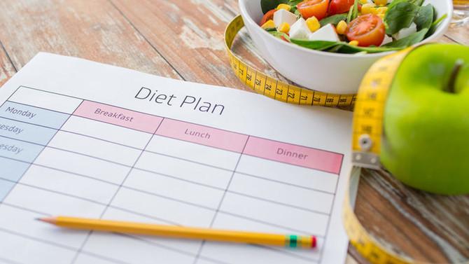 Ακατάλληλες δίαιτες. Τί ισχύει στη πραγματικότητα