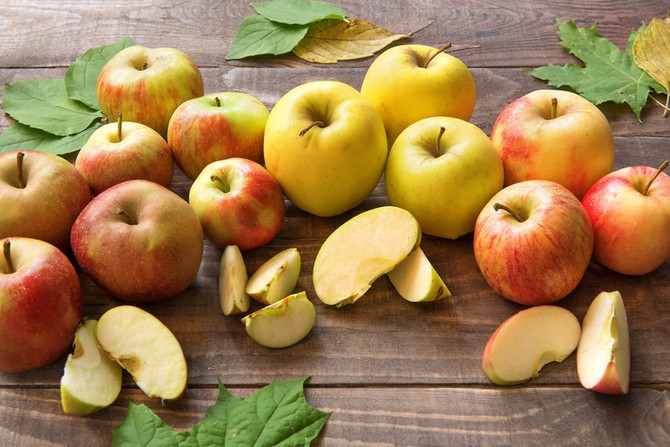 Μήπως ένα μήλο την ημέρα τον γιατρό ΔΕΝ κάνει περα;